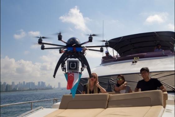 Drones: A Rising Market
