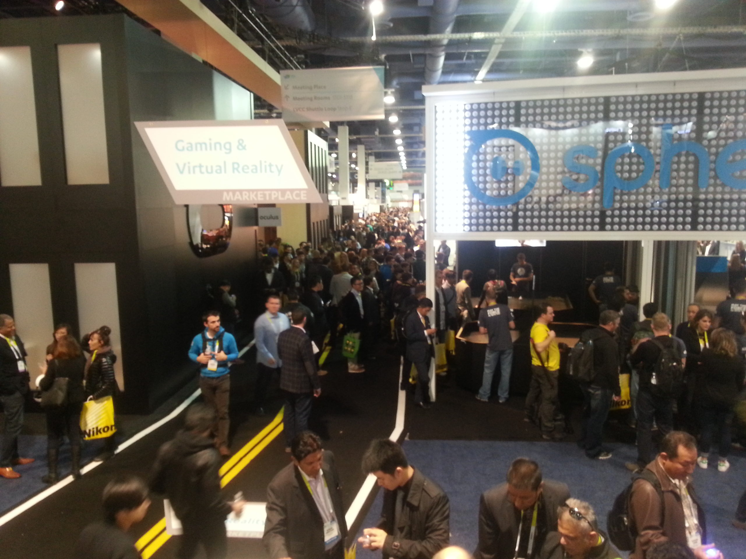 CES Day 2 – We Kind of Failed You