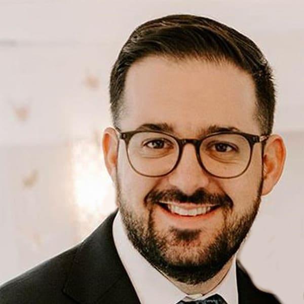 Eric Balshin, Vice President of Capital Markets Advisory